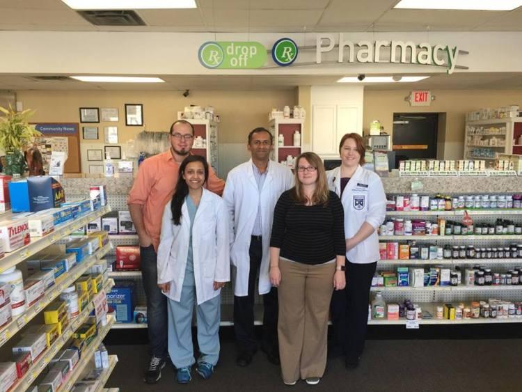 Birmingham, Alabama, locally owned Birmingham pharmacies. Pertussis vaccine.