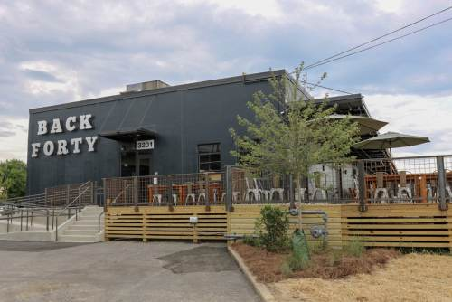 Birmingham, Alabama, Back Forty Birmingham friends and family soft opening July 7 2018