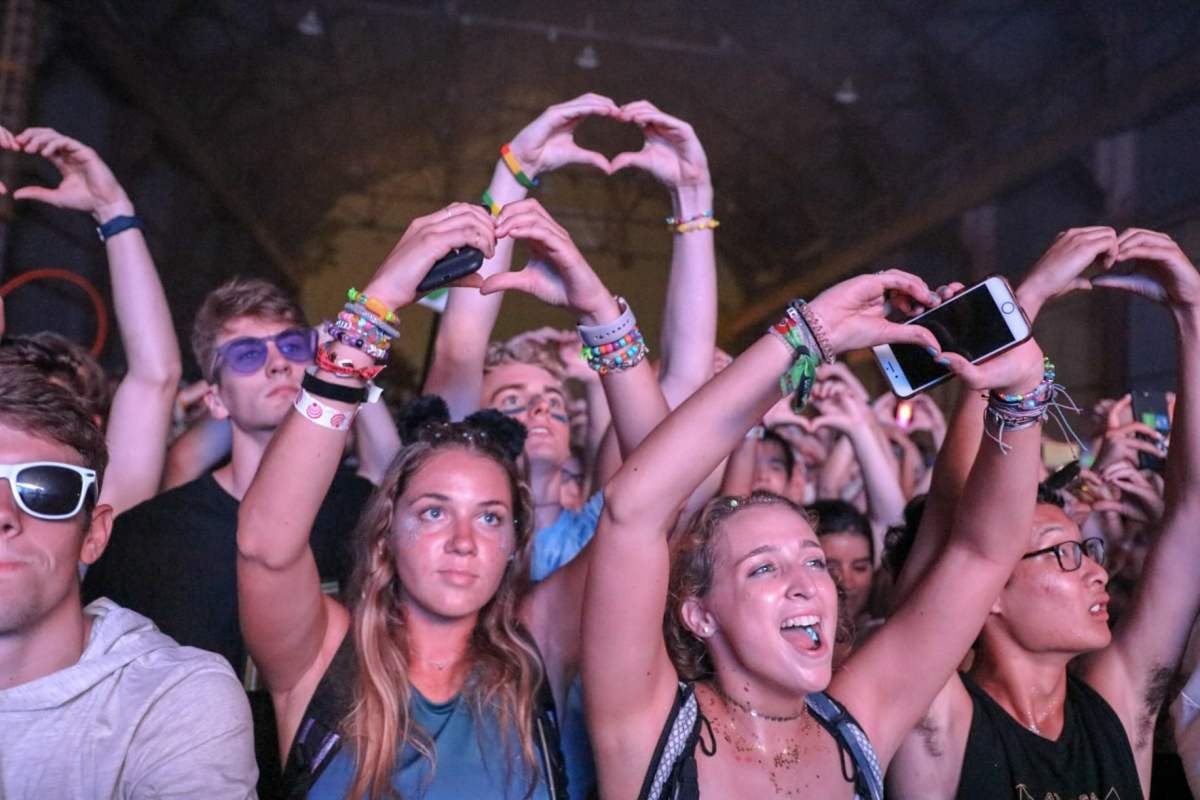 What happened during day 1 of the Sloss Music and Arts Festival? Check it out!