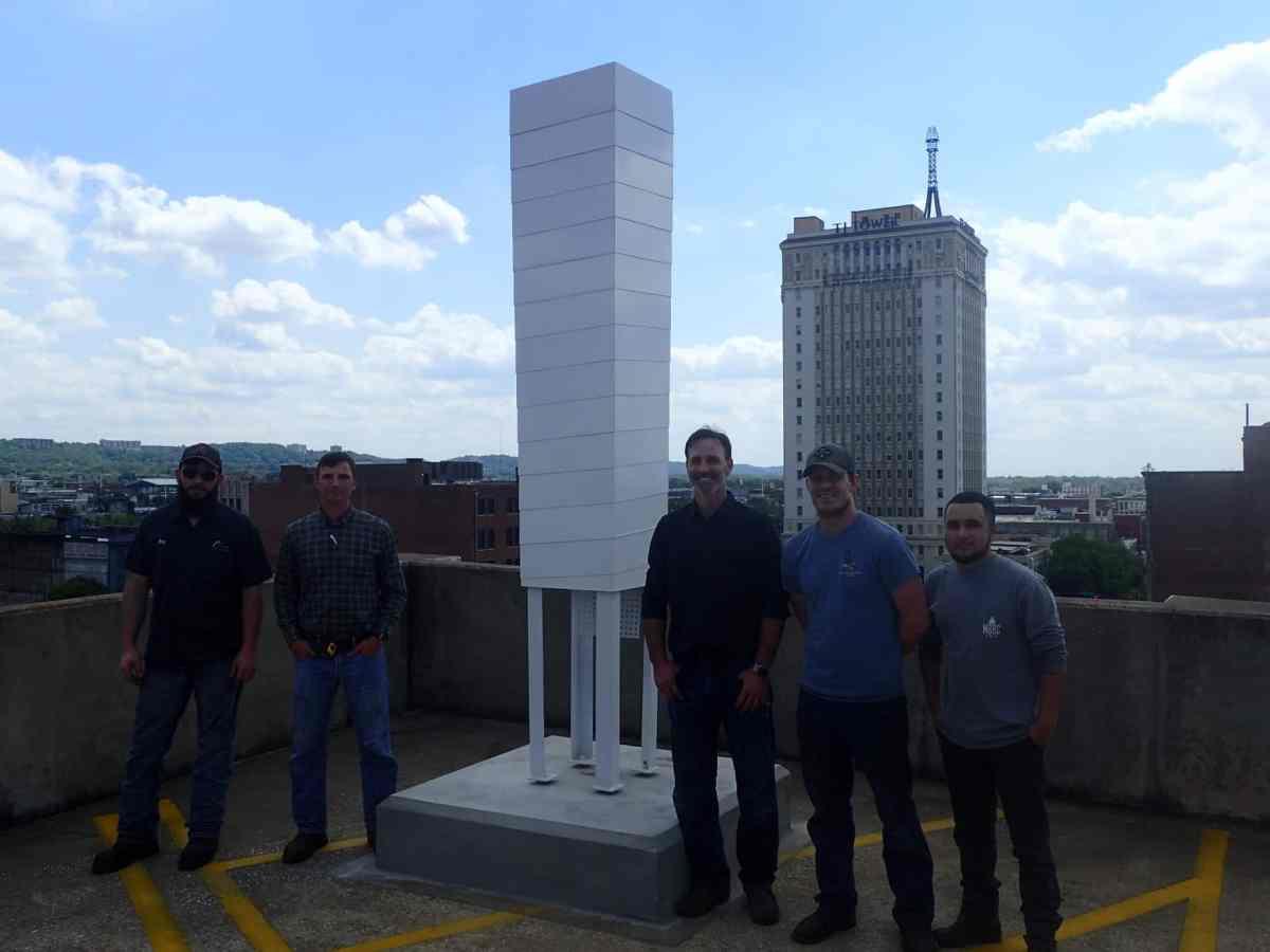 Love birds? Check out Birmingham Audubon's mini-grant program and new Chimney Swift tower at McWane Science Center