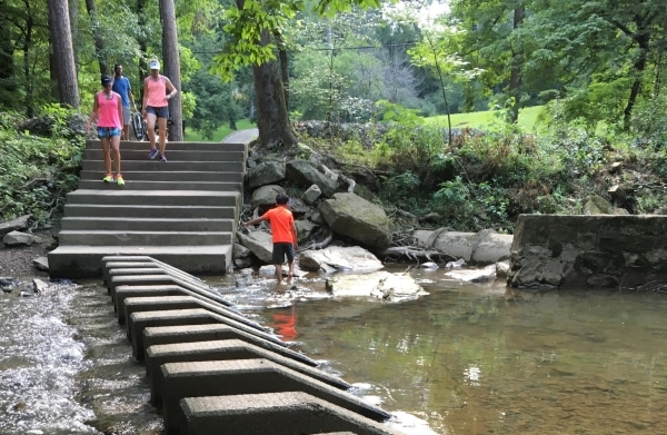 Pedestrian bridge at Jemison Park Nature Trail will improve accessibility