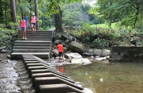 Birmingham, Alabama, Jemison Park Nature Trail