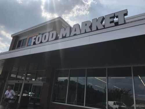 Birmingham, Alabama, Crestwood ALDI