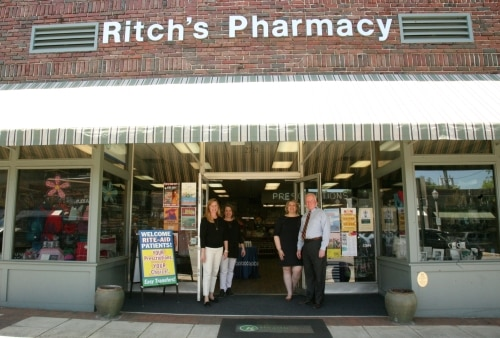 12 locally owned Birmingham pharmacies, including Ritch's Pharmacy in Mountain Brook