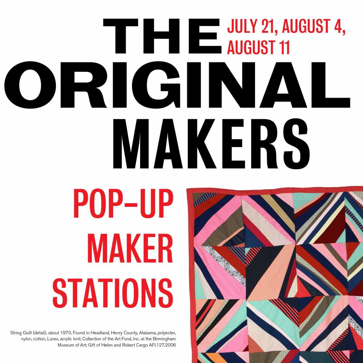 The Original Makers: Maker Station