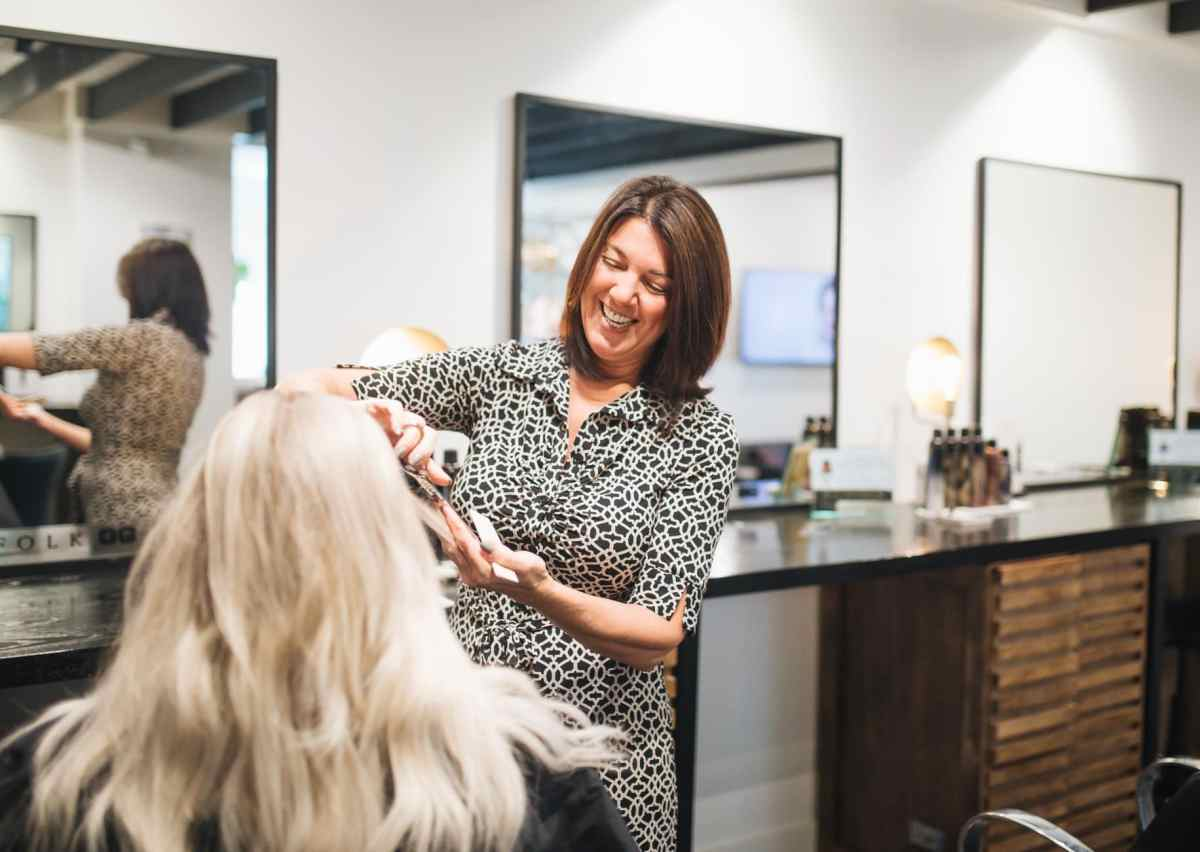 8 essential styling tips from Hairfolk's top stylists, including the one product you must have to survive Birmingham's humidity