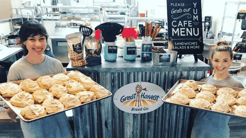Birmingham, Trussville, Great Harvest Bread Co., bakeries in Birmingham, Birmingham bakeries
