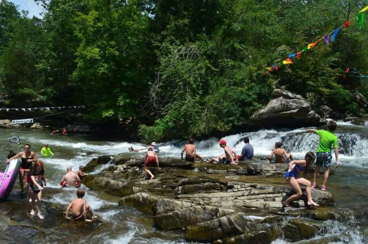 Birmingham, Turkey Creek Nature Preserve
