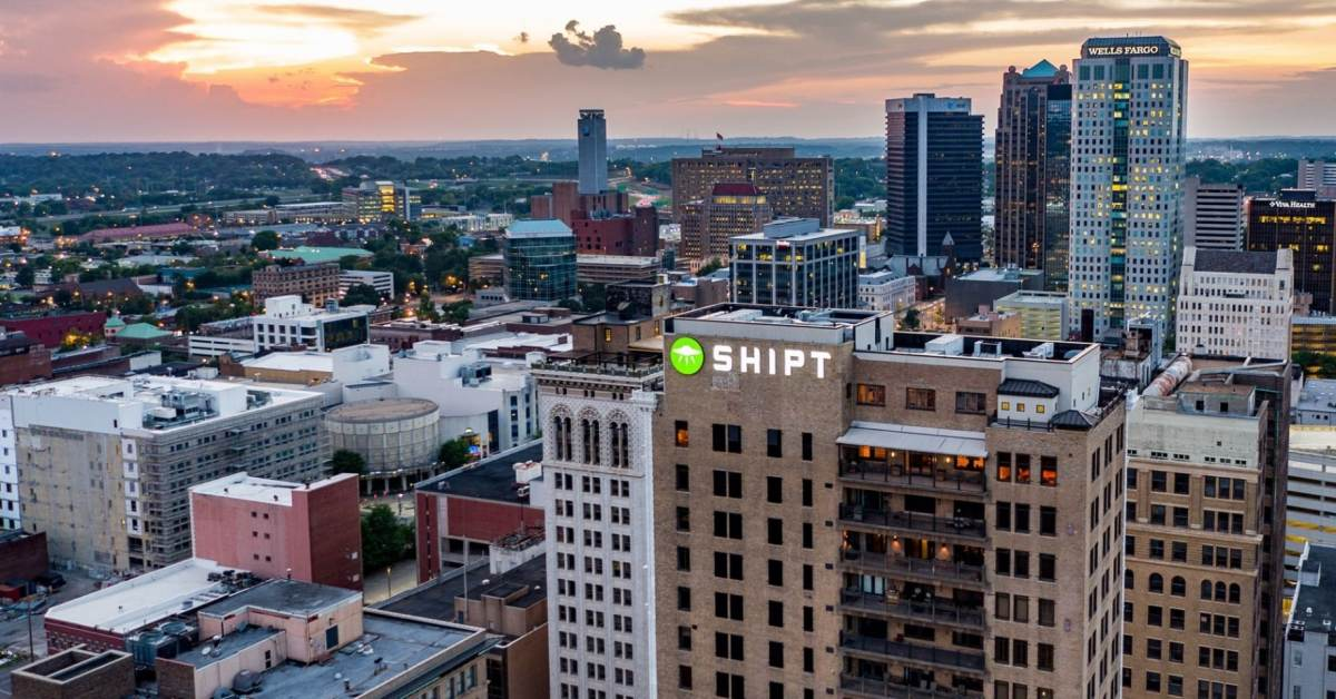 Birmingham's Shipt, tech industry and civil rights history, featured on NPR's Here & Now