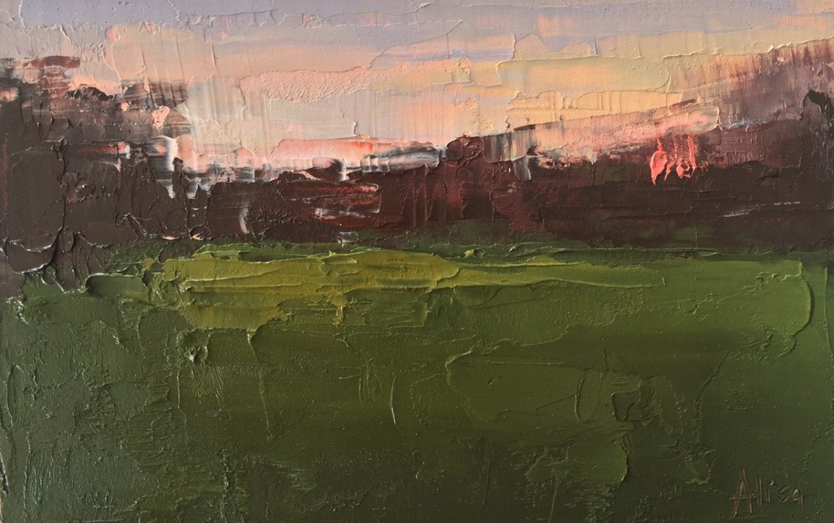 Luscious Landscapes: Intro to Oil Painting