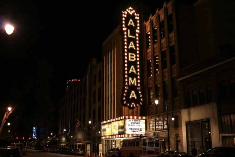 Birmingham, Alabama, 20th Annual Sidewalk Film Festival Recap