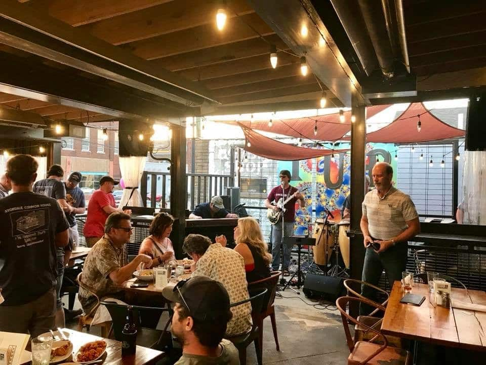 Orchestra Partners to add additional paid parking between Avondale Common House and Wasabi Juan's