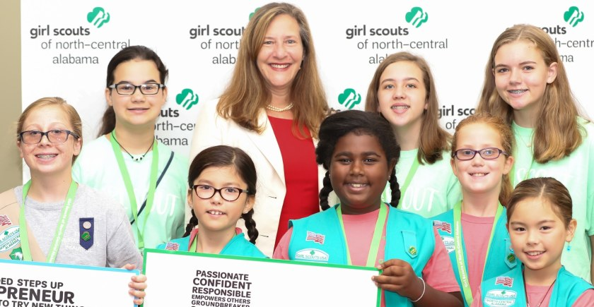 Birmingham, Girl Scouts of North-Central Alabama, One Smart Cookie