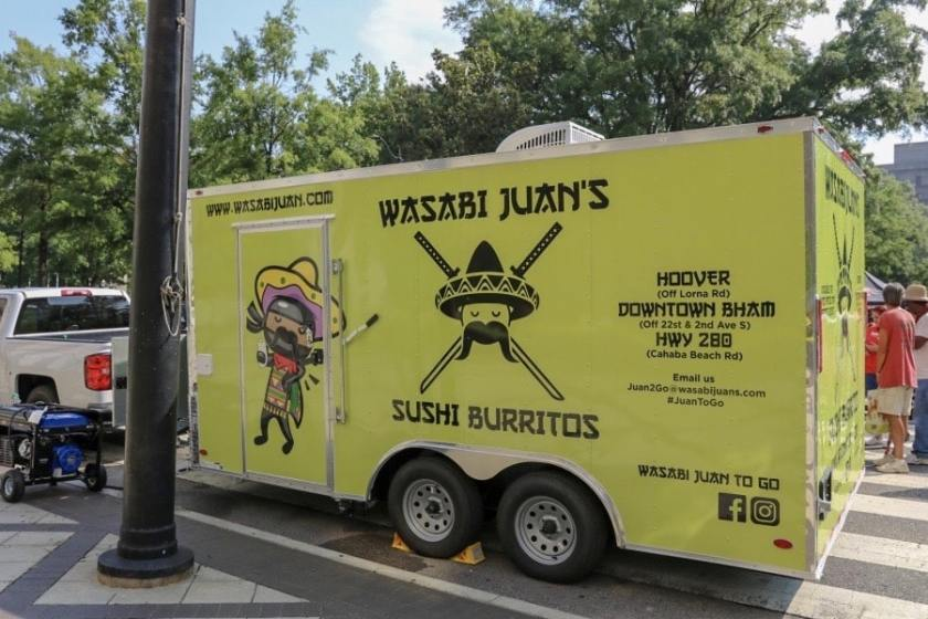 5 Reasons I Love Wasabi Juans In Birmingham Including A New Food