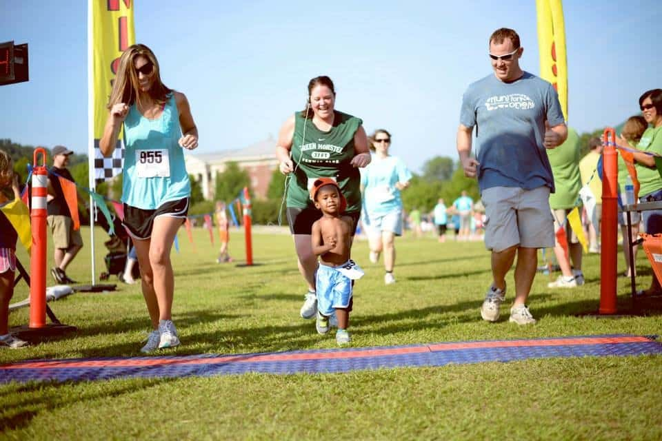 7 marathons and fun runs to take part in this September, including the Head Over Teal 5K, 10K and Fall Festival