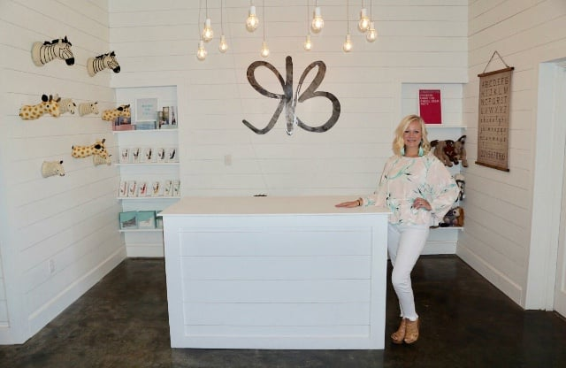 Birmingham, Trussville, Trussville revitalization, Rebecca Brown's A Baby and Children's Boutique