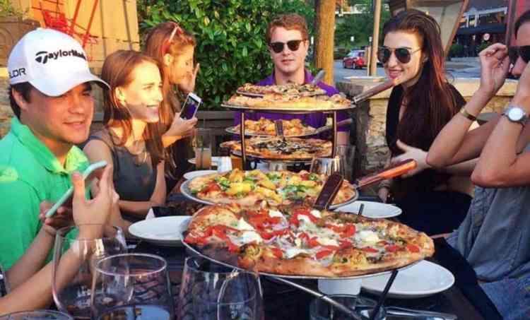 Birmingham, Slice Pizza & Brews, restaurants