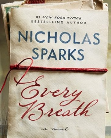 Birmingham, Books-A-Million, Every Breath, Nicholas Sparks