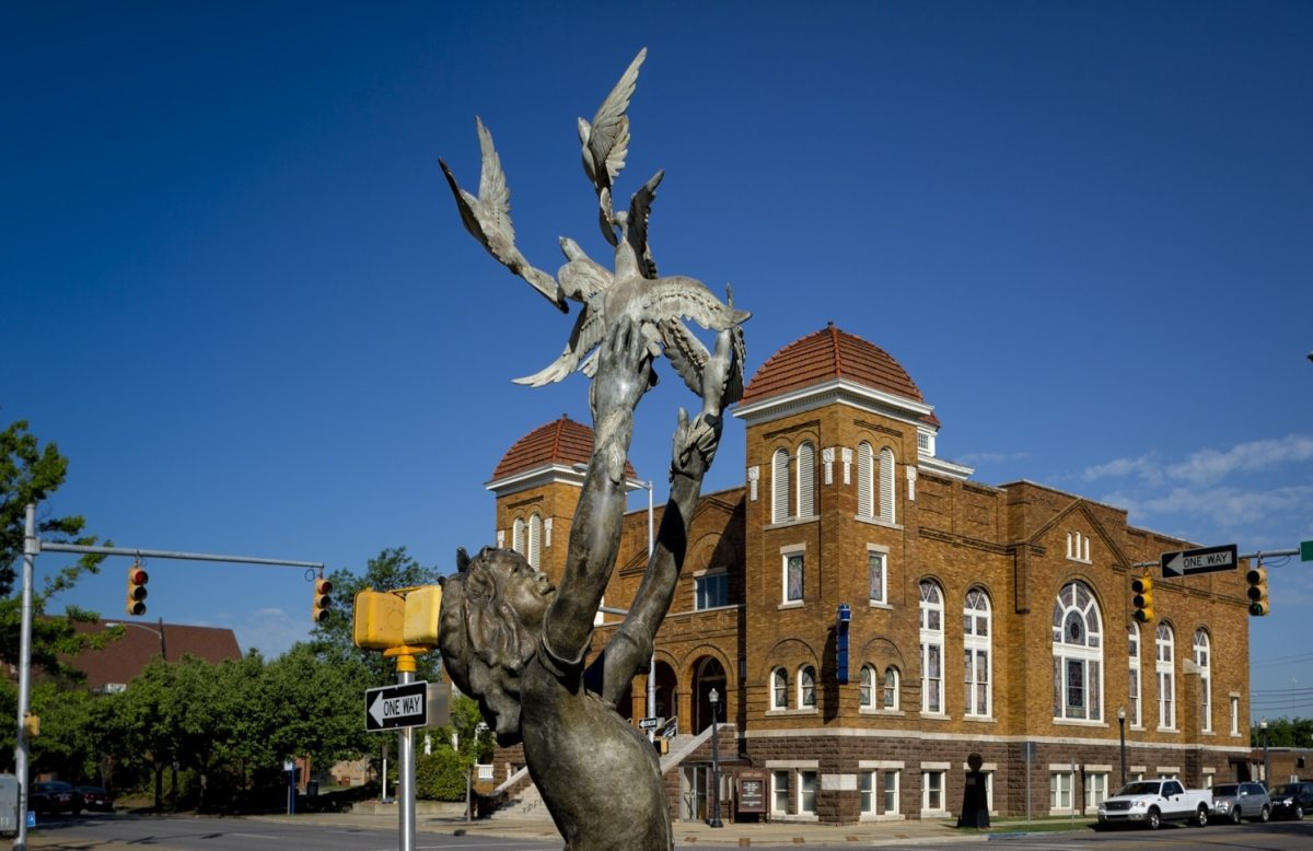 Birmingham's 16th Street Baptist Church wins $150,000 Partners in Preservation grant