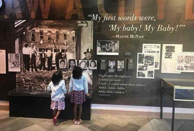 Birmingham, Birmingham Civil Rights Institute, Museum Day