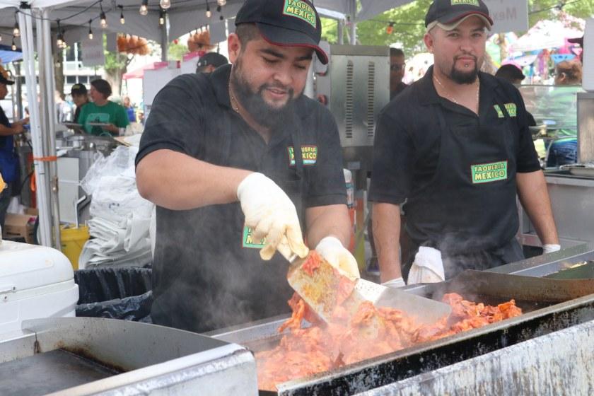 Birmingham, Hispanic Cultural Festival, festivals
