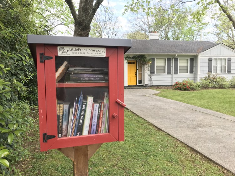 Birmingham, Alabama, Crestline, Little Free Library