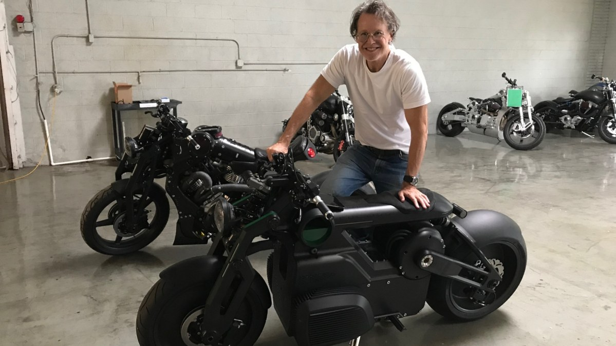 Birmingham's Hot Rod Gods: Curtiss Motorcycles' all-electric, luxury Zeus and Hera models are a force to be reckoned with