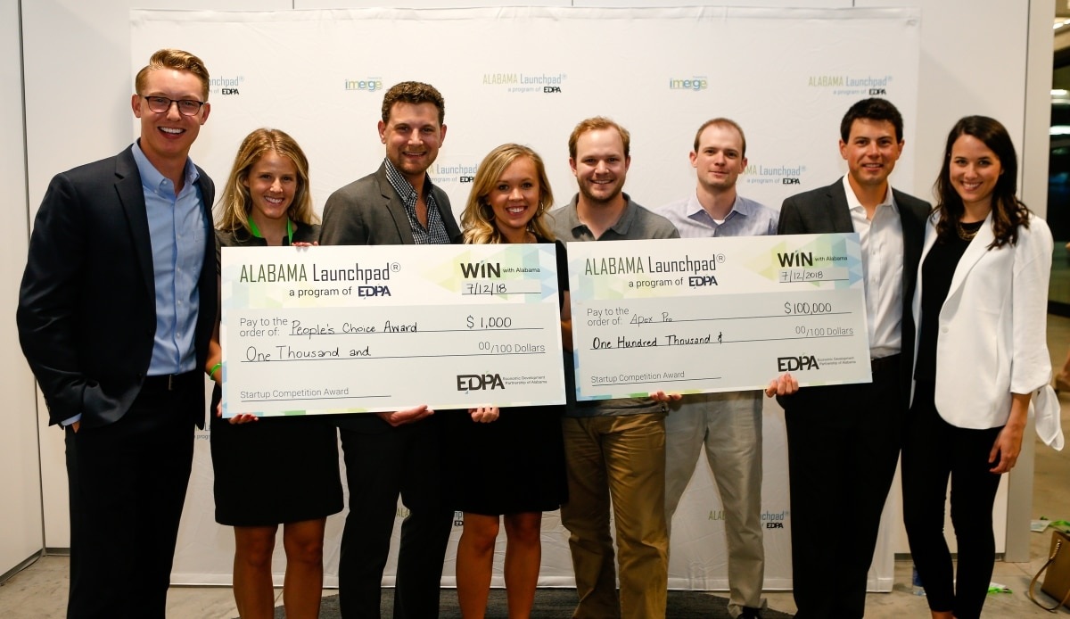 6 innovative everyday solutions from Alabama Launchpad finalists. Who will win $50,000 and $100,000 on Thursday, Sept. 27?