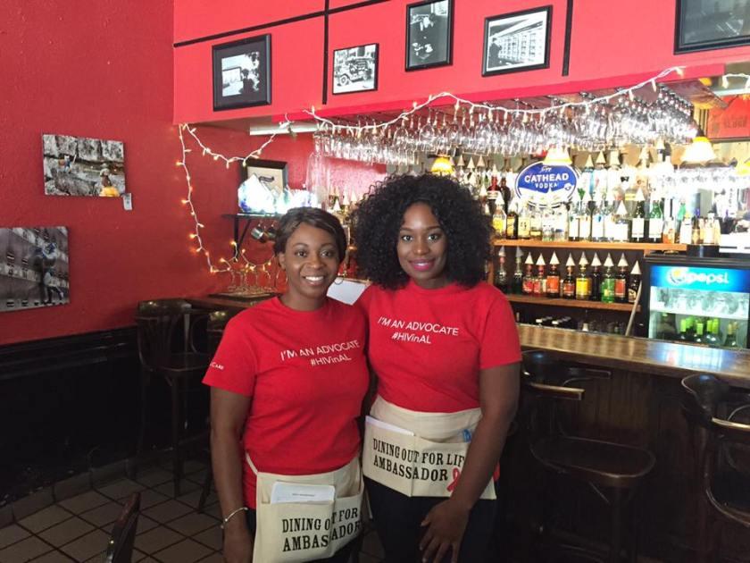 Birmingham, AIDS Alabama, Silvertron Cafe