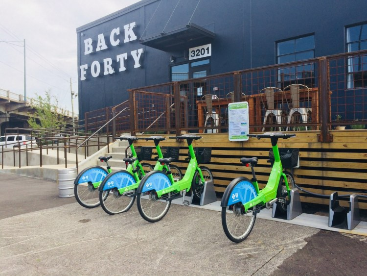 Birmingham, Alabama, Shared Economy, Zyp Bikeshare