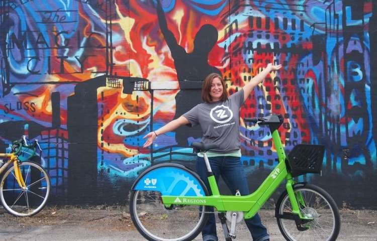 Birmingham, Zyp BikeShare