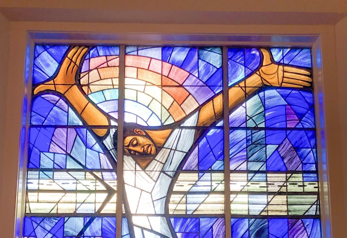 The Welsh connection and Birmingham – Learning more about the iconic Wales Window at 16th Street Baptist Church.