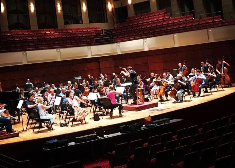 Birmingham, Alabama Symphony Orchestra, Opening Masterworks, Alys Stephens
