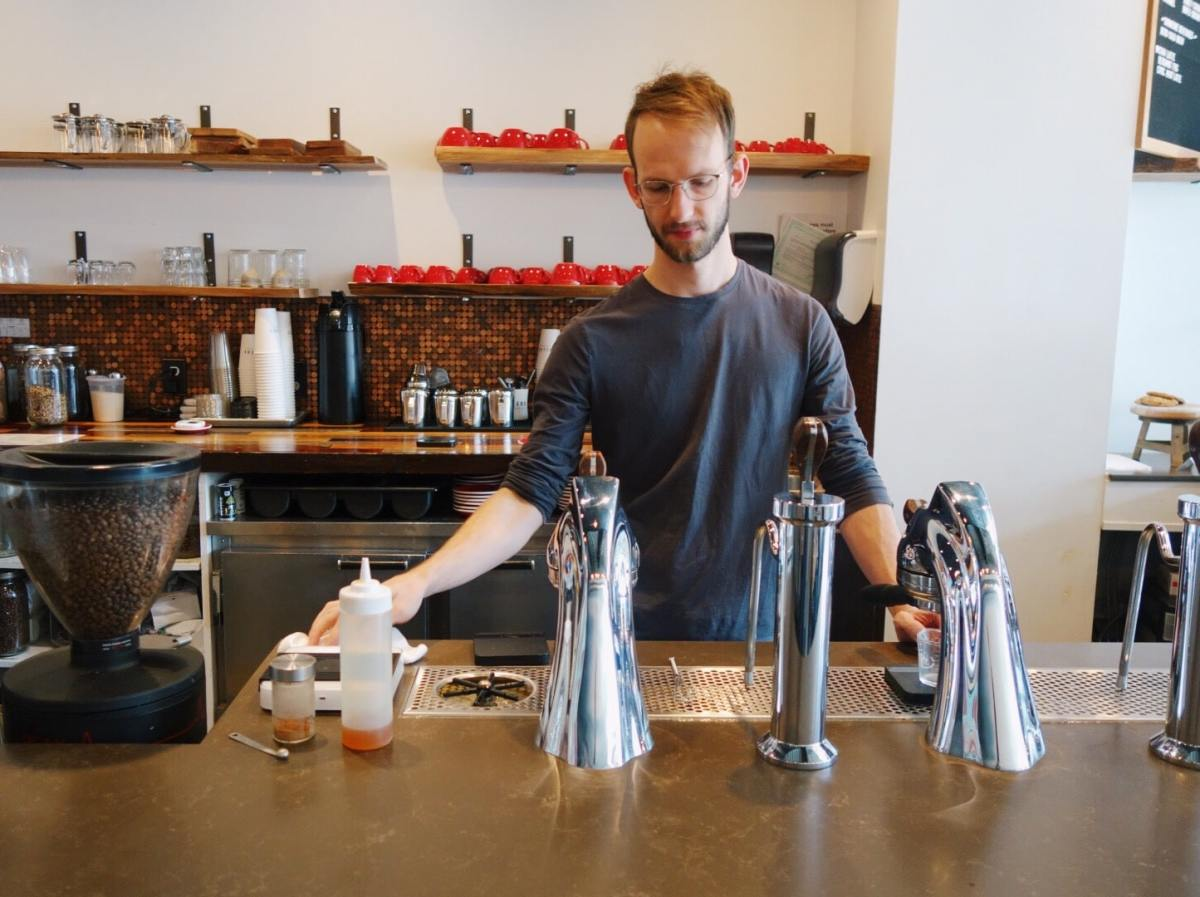 Seeds Coffee Co. in Lakeview is not a Birmingham Repeat