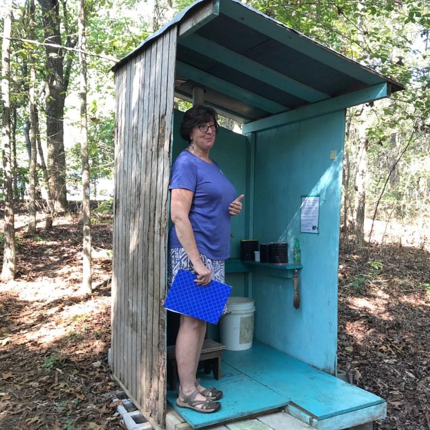 Birmingham, Alabama, solar home tour, energy efficiency, passive solar, Blount County, dry compost toilet