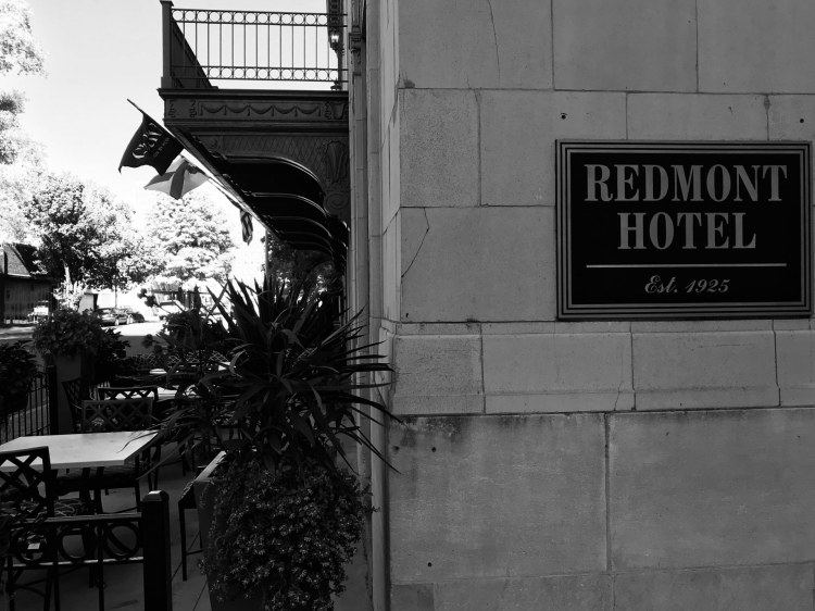 Birmingham, Alabama, The Redmont Hotel, haunted