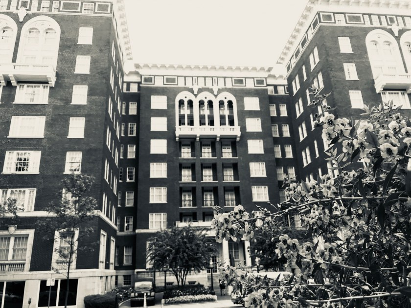 Birmingham, Alabama, The Tutwiler hotel, haunted