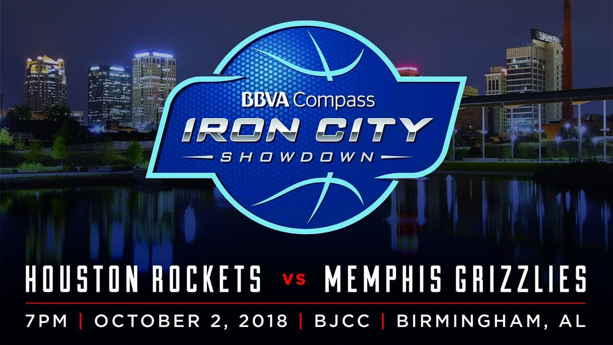 The Iron City Showdown coming to the BJCC this Tuesday, October 2