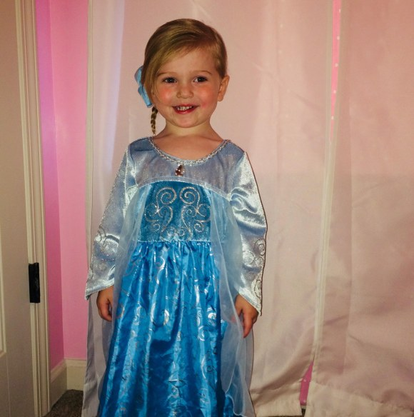 Birmingham, Halloween, costumes, Elsa, Frozen