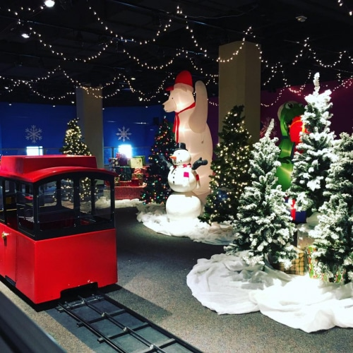 Birmingham, McWane Science Center, the Magic of Trains, train exhibits, train exhibits Birmingham, railroads