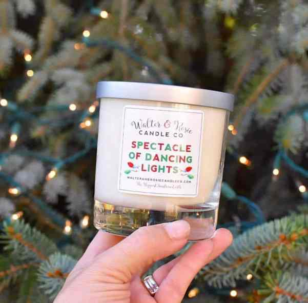 Birmingham, Walter & Rosie Candle Co., candles, holiday decorations, Christmas, holidays