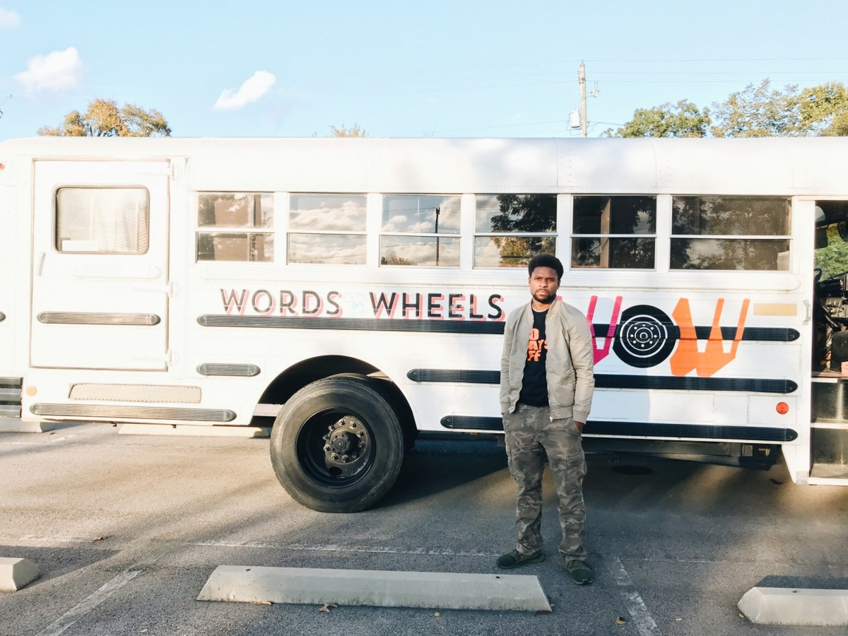 WOW Bus will bring books into Birmingham communities, hopes to inspire more people to read
