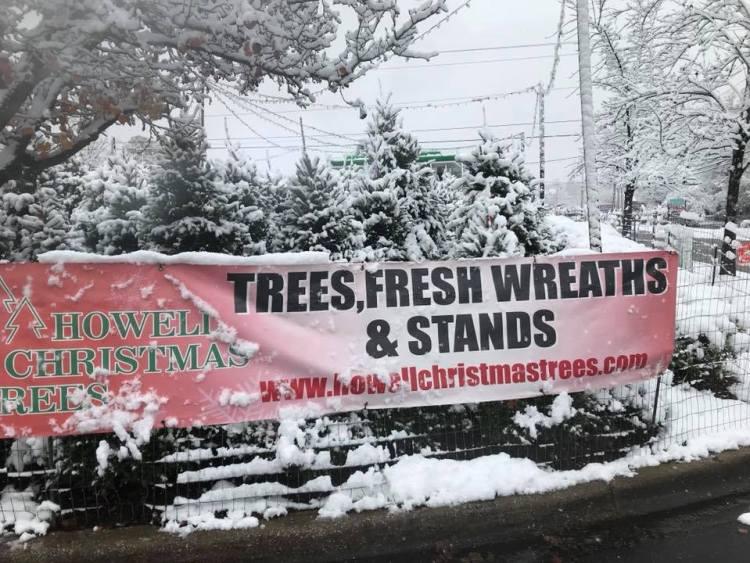 Birmingham, Alabama, Howell Christmas Trees