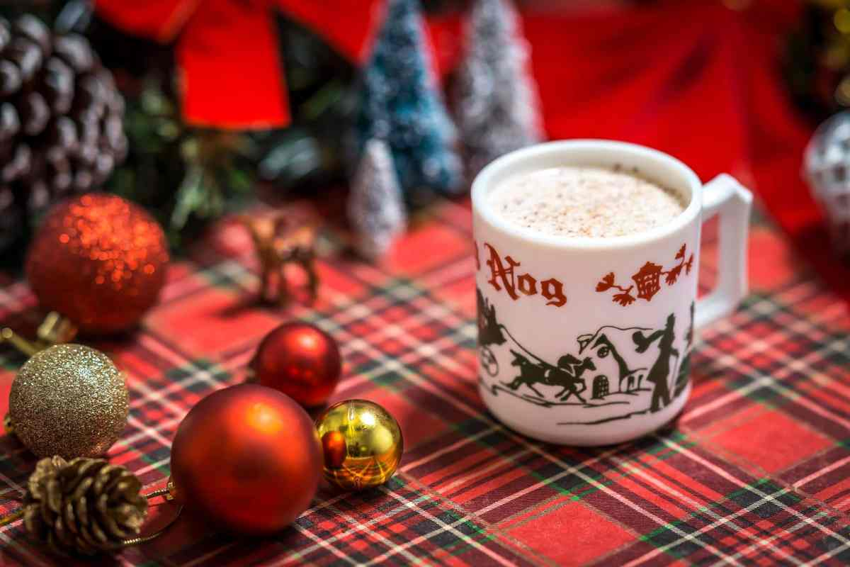 Birmingham, Queen's Park, Jingle Bell Nog, holiday cocktails, holiday drinks