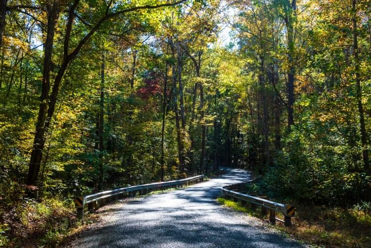 Birmingham, Oak Mountain State Park, Driver's Way, Oak Mountain, scenic drives, Alabama state parks