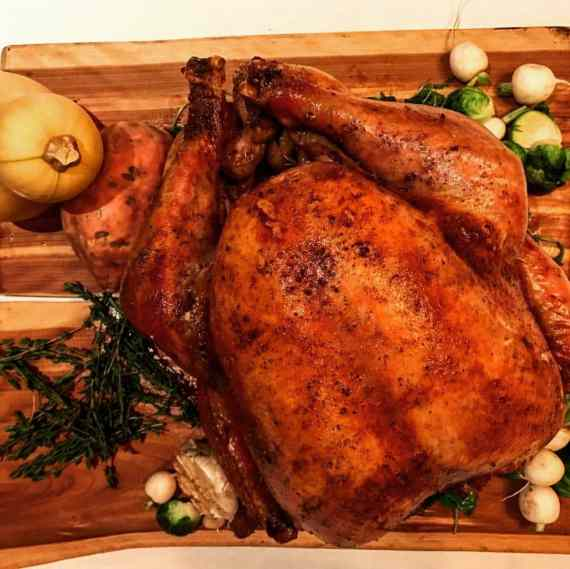 Birmingham, Galley and Garden, Thanksgiving, Thanksgiving dinner