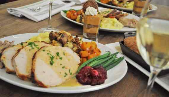 Birmingham, Seasons 52, holidays, Thanksgiving, Thanksgiving dinner,