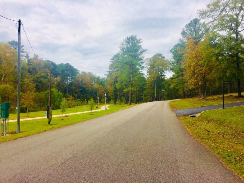 Birmingham, Trussville, Cherokee Drive Trussville Alabama, scenic drives Birmingham, fall drives