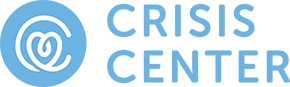 Crisis Center logo for a piece on where to turn in Birmingham when the holidays are hard.