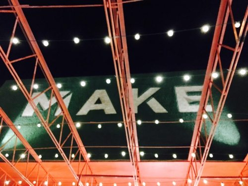 MAKEbhm houses a number of Birmingham makers who have holiday goods to sell.